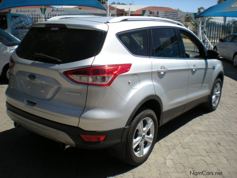used ford kuga 1 6 ecoboost ambiente 2014 kuga 1 6 ecoboost ambiente for sale windhoek ford. Black Bedroom Furniture Sets. Home Design Ideas