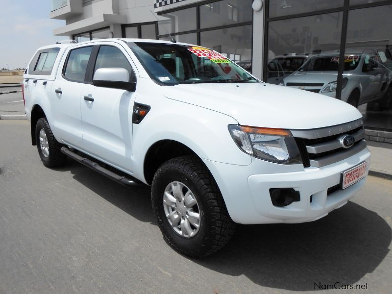 Ford Ranger 22 XLS D C 4X4in Namibia