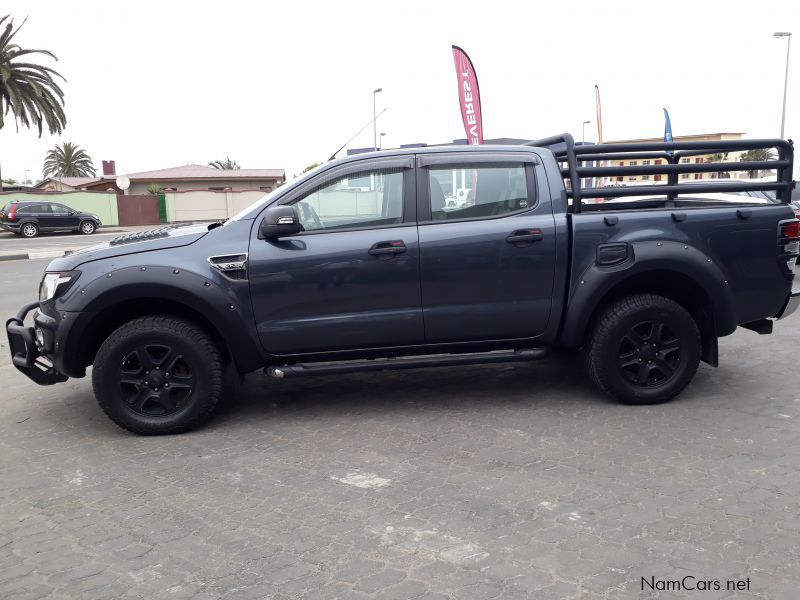 used ford ranger 3 2tdci d cab 4x4 6mt 2014 ranger 3 2tdci d cab 4x4 6mt for sale walvis bay