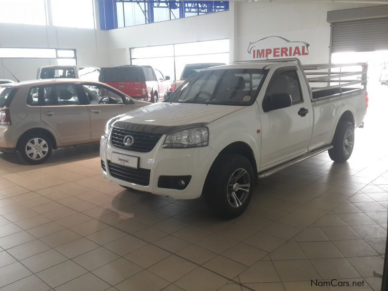 Used Gwm Steed 5 S C 2 0vgt 2014 Steed 5 S C 2 0vgt For Sale Walvis Bay Gwm Steed 5 S C 2