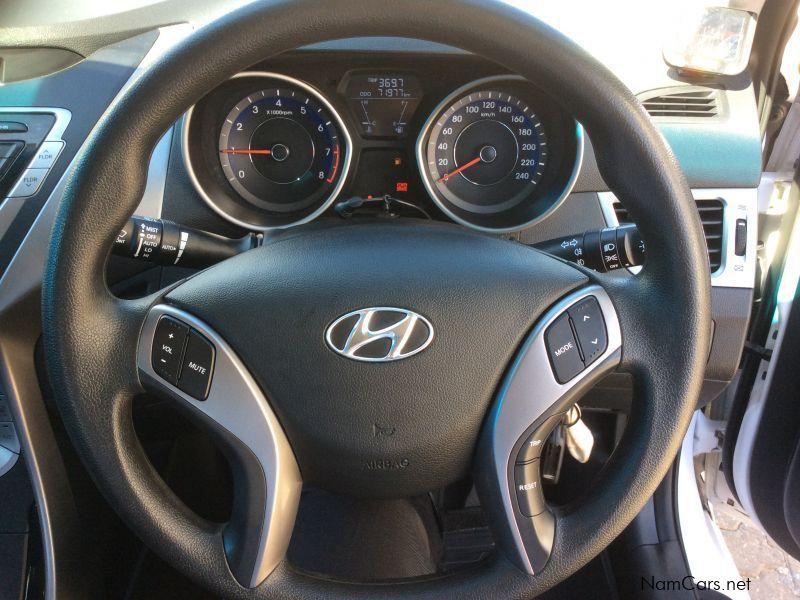 Used Hyundai Elantra 1 6 Premium Manual 2014 Elantra 1 6