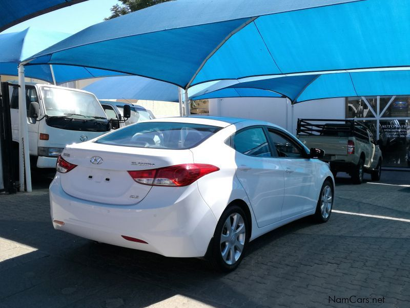 Used Hyundai Elantra 1 8 Gls Executive 2014 Elantra 1 8 Gls Executive For Sale Windhoek