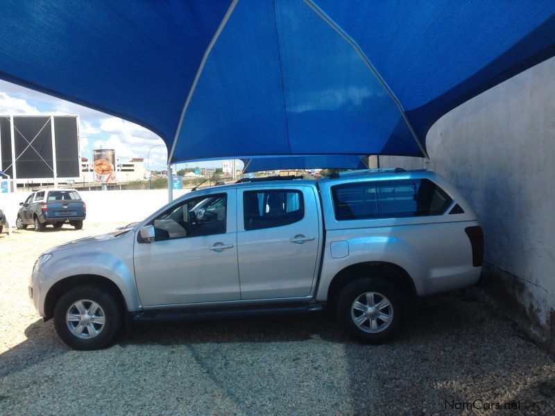 Used Isuzu KB250 D/C 4X2 LE | 2014 KB250 D/C 4X2 LE for ...