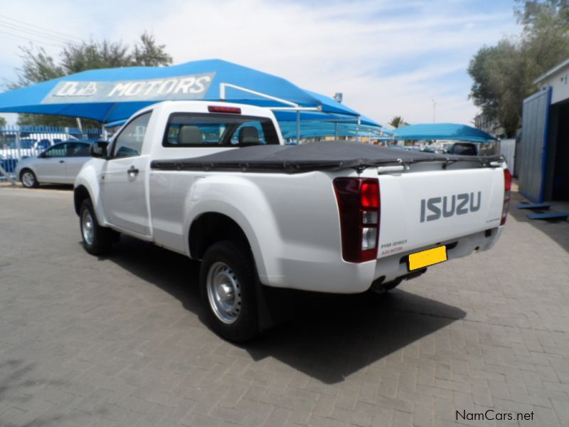 Used Isuzu KB250 Fleetside S/Cab 4x2 | 2014 KB250 ...