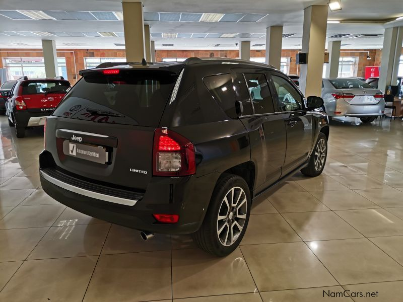 Jeep Compass 2.0 Cvt Ltd Auto in Namibia
