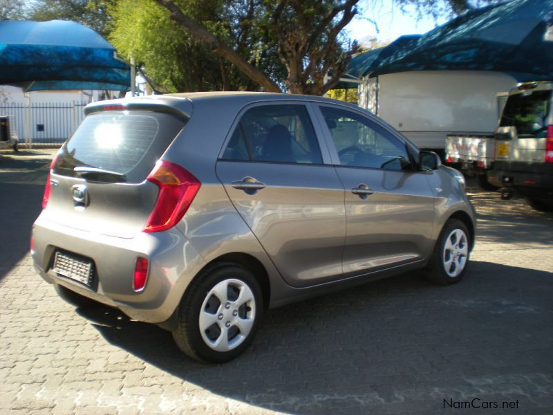 Used Kia Picanto 1 0 Lx 2014 Picanto 1 0 Lx For Sale