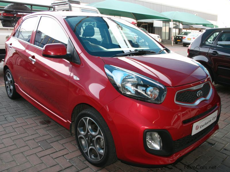 used kia picanto 1 2 ex a t loacl 2014 picanto 1 2 ex a t loacl for sale windhoek kia. Black Bedroom Furniture Sets. Home Design Ideas