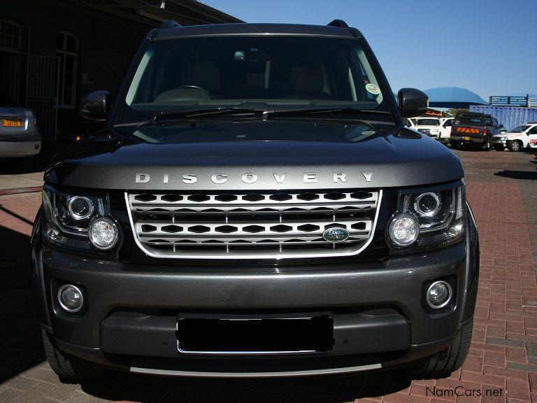 used land rover discovery 4 se v6td a t 4x4 2014 discovery 4 se v6td a t 4x4 for sale. Black Bedroom Furniture Sets. Home Design Ideas