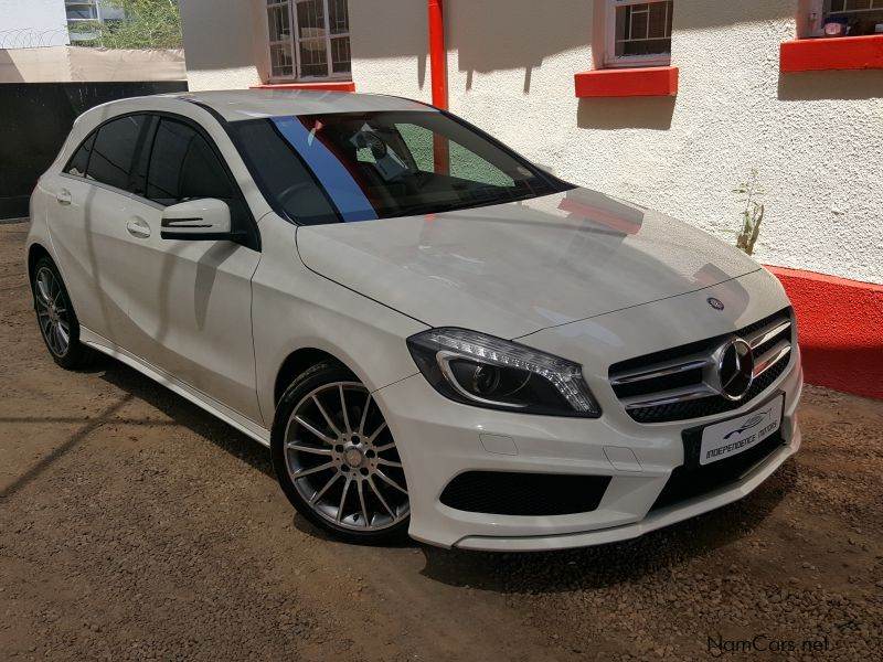 used mercedes benz a180 amg auto 2014 a180 amg auto for sale windhoek mercedes benz a180 amg. Black Bedroom Furniture Sets. Home Design Ideas