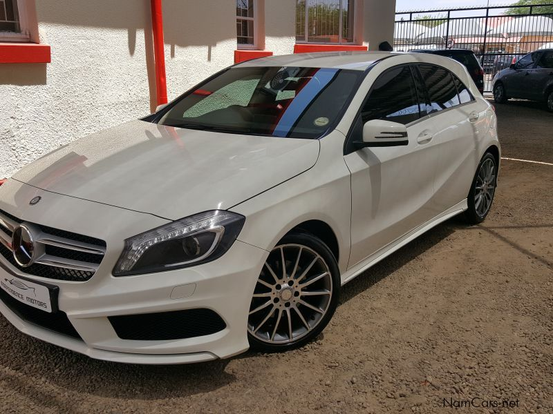 Used mercedes benz a180 amg auto 2014 a180 amg auto for for Used mercedes benz cars for sale