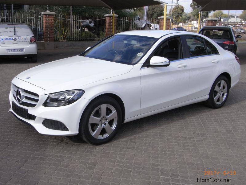 Used mercedes benz c180 2014 c180 for sale windhoek for Mercedes benz used vehicles