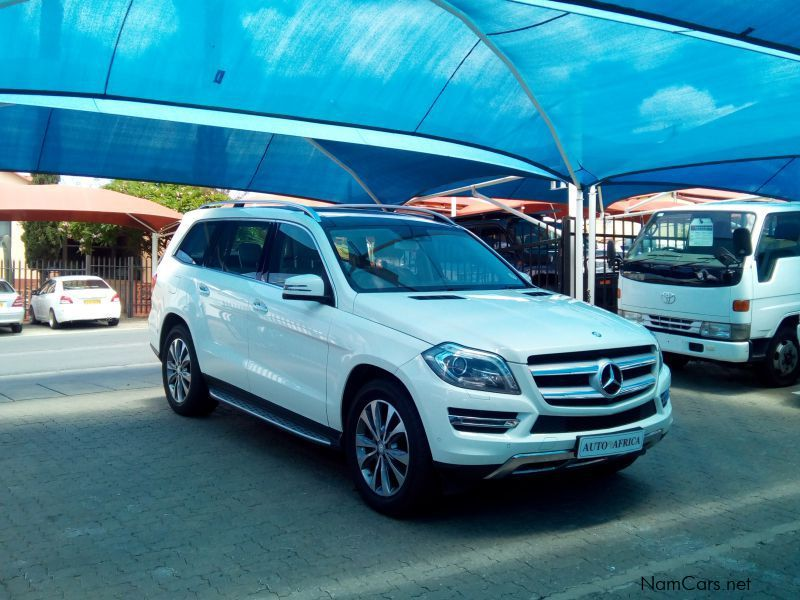 Used Mercedes Benz Gl 500 4 Matic 320kw 2014 Gl 500 4 Matic 320kw For Sale Windhoek