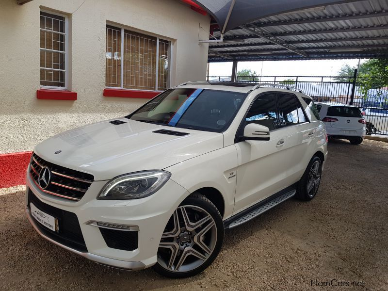 used mercedes benz ml63 amg 2014 ml63 amg for sale windhoek mercedes benz ml63 amg sales. Black Bedroom Furniture Sets. Home Design Ideas