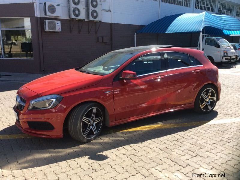 Used mercedes benz merc a class 250 sport auto 2014 merc for Used cars for sale mercedes benz