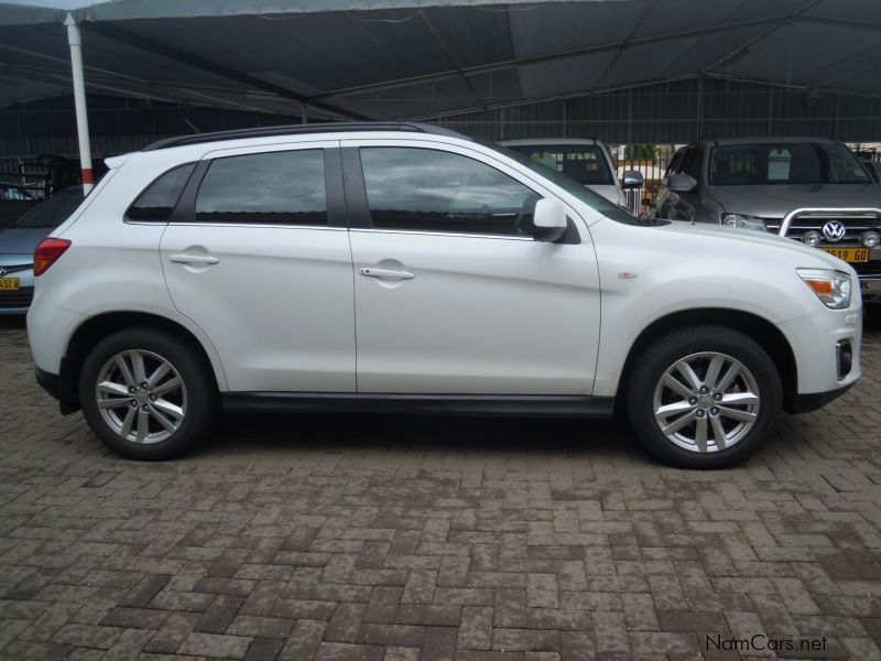Used Mitsubishi Asx 2 0 Glx 2014 Asx 2 0 Glx For Sale