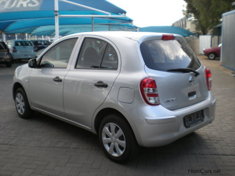 used nissan micra 1 2 visia plus 2014 micra 1 2 visia plus for sale windhoek nissan micra 1. Black Bedroom Furniture Sets. Home Design Ideas