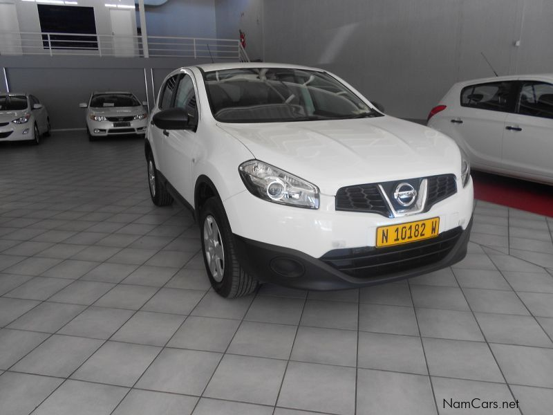 used nissan qashqai 1 6 visia 2014 qashqai 1 6 visia for. Black Bedroom Furniture Sets. Home Design Ideas