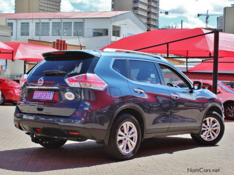 used nissan x trail se dci 2014 x trail se dci for sale windhoek nissan x trail se dci sales. Black Bedroom Furniture Sets. Home Design Ideas