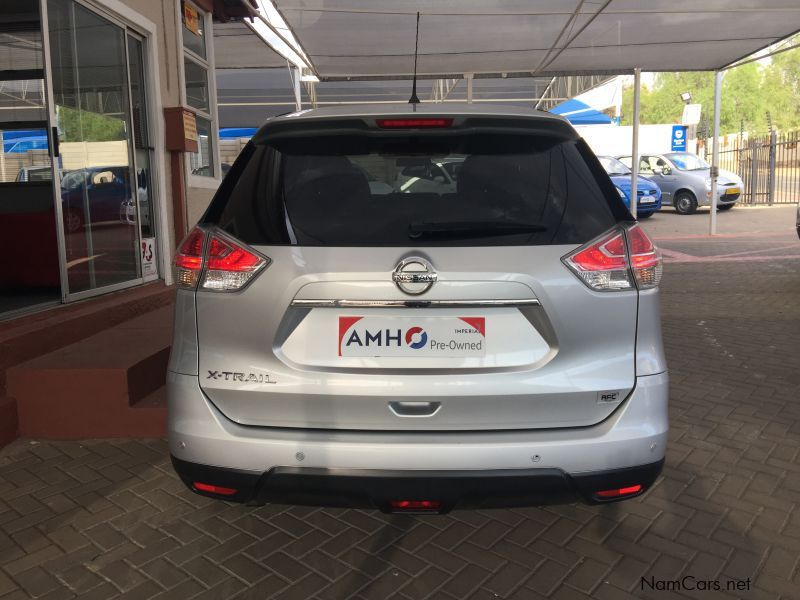 used nissan x trail 1 6 dci xe 7 seater 2014 x trail 1 6 dci xe 7 seater for sale windhoek. Black Bedroom Furniture Sets. Home Design Ideas
