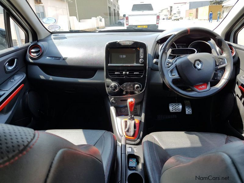 used renault clio 1 6 rs cup 2014 clio 1 6 rs cup for sale windhoek renault clio 1 6 rs cup. Black Bedroom Furniture Sets. Home Design Ideas