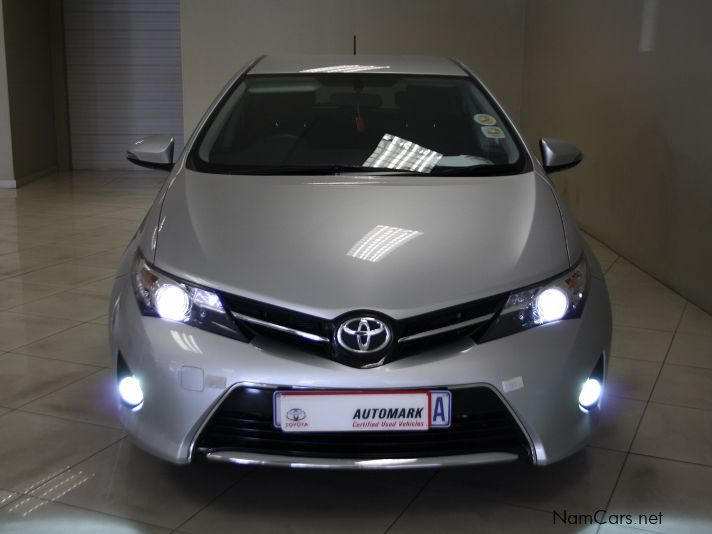 Used Toyota Auris Xs 2014 Auris Xs For Sale Windhoek