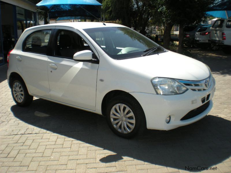 Used Toyota Etios 1 5 Xs 5 Dr 2014 Etios 1 5 Xs 5 Dr For