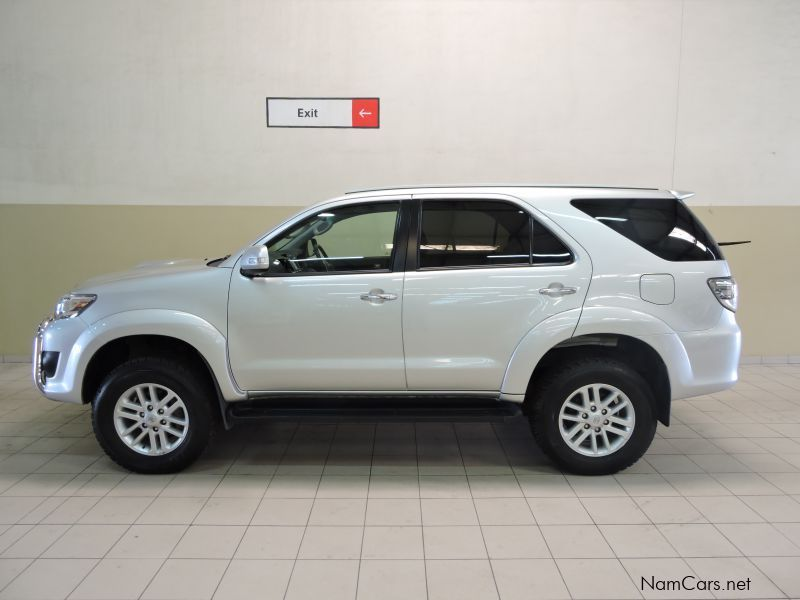 Used Toyota Fortuner 3 0d4d 2014 Fortuner 3 0d4d For Sale Walvis Bay Toyota Fortuner 3 0d4d