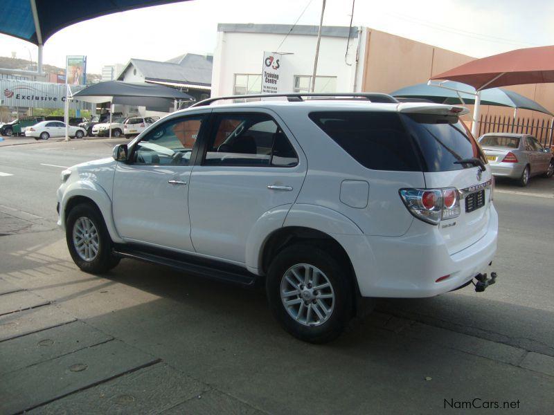 Used Toyota Fortuner 3 0 D4d 4x4 2014 Fortuner 3 0 D4d 4x4 For Sale Windhoek Toyota Fortuner