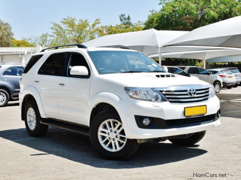 Used Toyota Fortuner D 4d 2014 Fortuner D 4d For Sale Windhoek Toyota Fortuner D 4d Sales