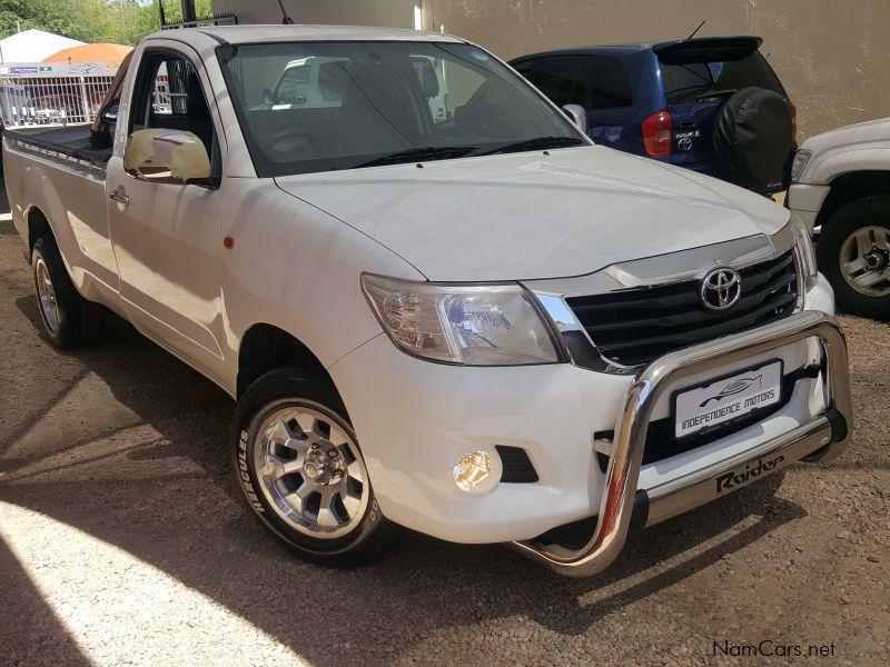 Used Toyota HILUX 2.0 VVTI   2014 HILUX 2.0 VVTI for sale ...
