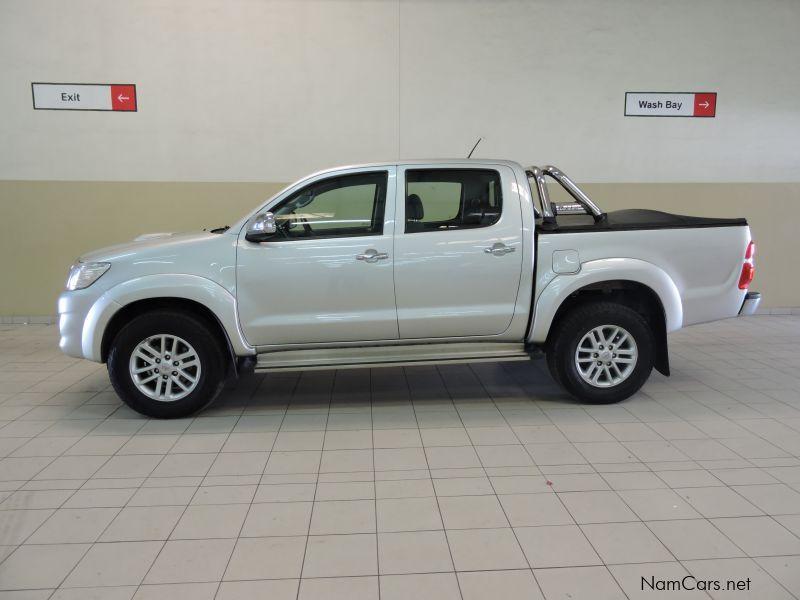 Used Toyota Hilux Dc 2 5 D4d Rb 2014 Hilux Dc 2 5 D4d Rb