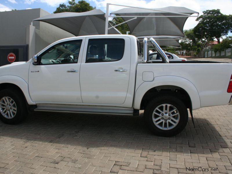 Used Toyota Hilux D Cab 3 0 D4d A T 4x4 2014 Hilux D Cab