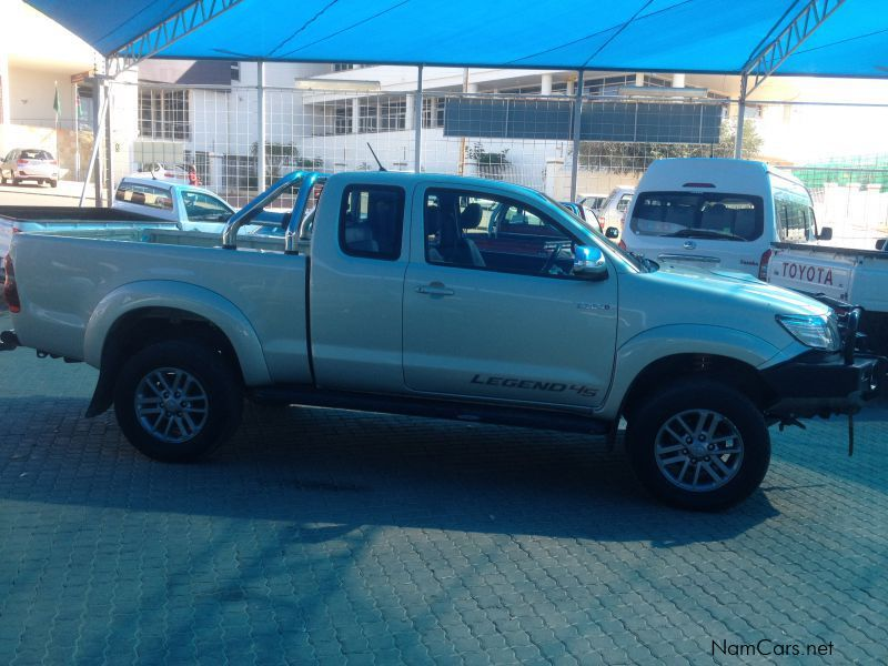 Used Toyota Hilux Legend 45 D4D 4x4
