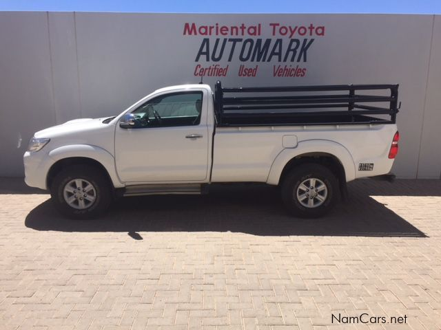 used toyota hilux sc 4x4 2014 hilux sc 4x4 for sale mariental toyota hilux sc 4x4 sales. Black Bedroom Furniture Sets. Home Design Ideas