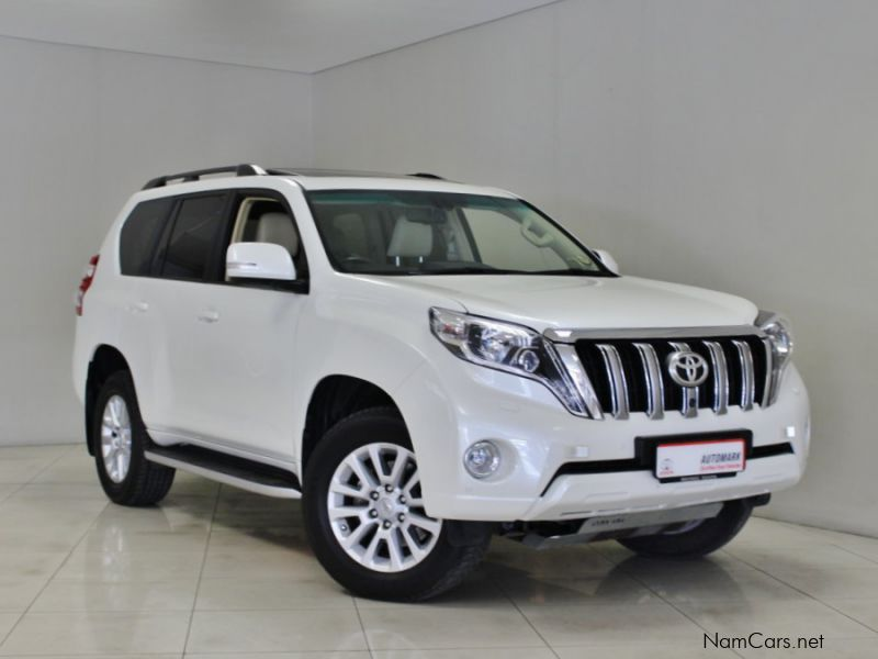 used toyota land cruiser prado vx 2014 land cruiser. Black Bedroom Furniture Sets. Home Design Ideas