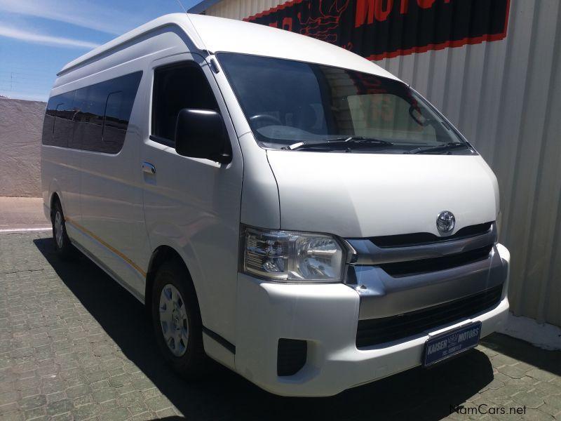 Used Toyota Quantum 2.5 D4D GL 14 Seater | 2014 Quantum 2 ...
