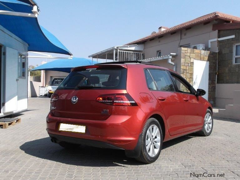 used volkswagen golf vii 1 4 tsi comfortline 2014 golf vii 1 4 tsi comfortline for sale. Black Bedroom Furniture Sets. Home Design Ideas