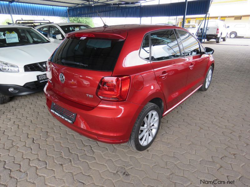 used volkswagen polo 1 2 tsi dsg 2014 polo 1 2 tsi dsg for sale windhoek volkswagen polo 1 2. Black Bedroom Furniture Sets. Home Design Ideas