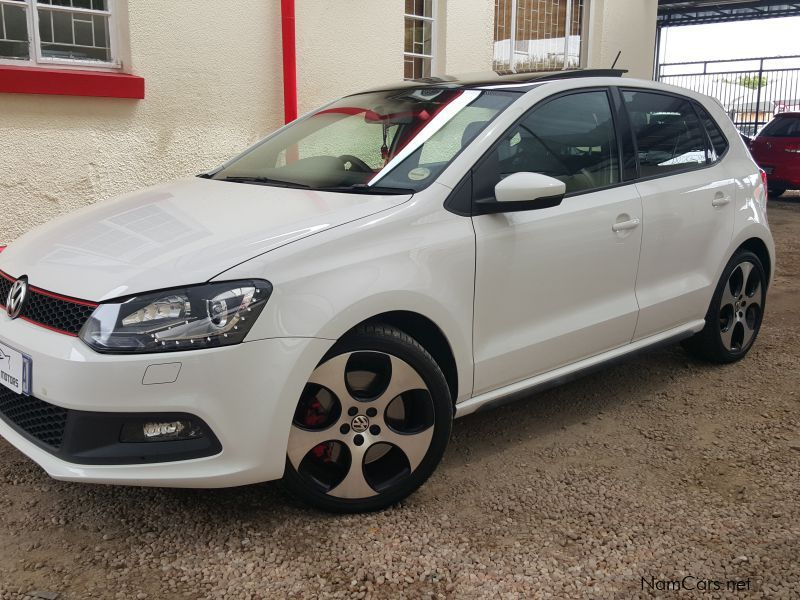 Archive: 2014 VW Polo GTI DSG Woodstock • olx.co.za