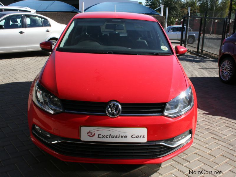 used volkswagen polo 1 2 tsi comfortline manual 5 door. Black Bedroom Furniture Sets. Home Design Ideas