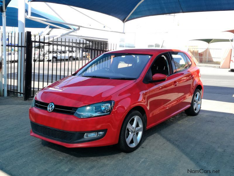used volkswagen polo 1 6 comfortline 2014 polo 1 6. Black Bedroom Furniture Sets. Home Design Ideas