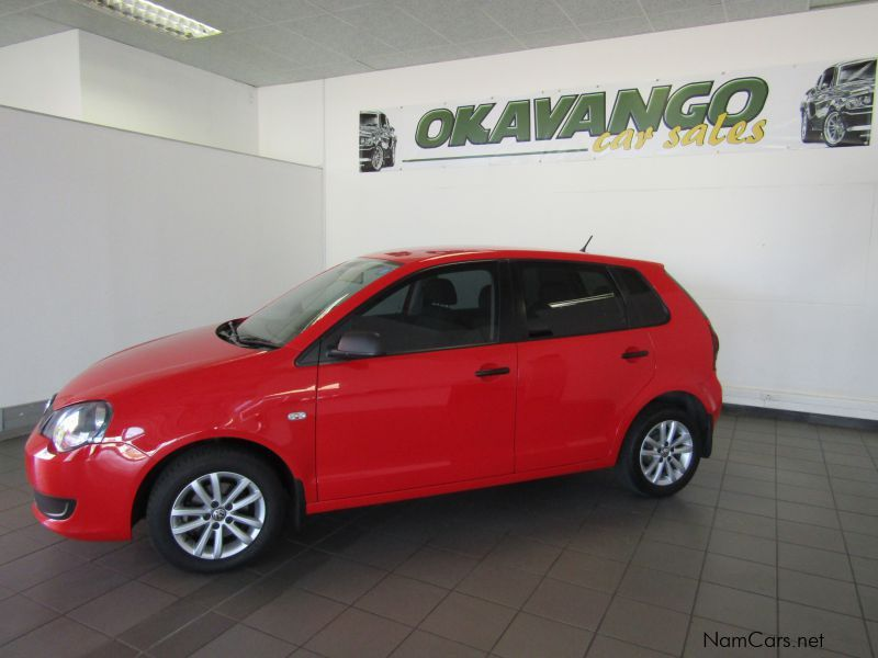 used volkswagen polo 1 6 vivo trendline 2014 polo 1 6 vivo trendline for sale windhoek. Black Bedroom Furniture Sets. Home Design Ideas