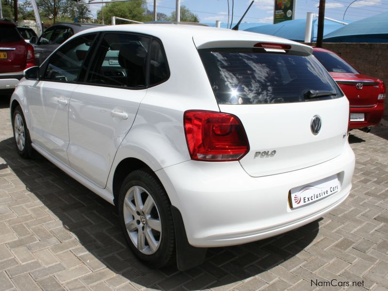 used volkswagen polo 1 6 comfortline 5 door manual 2014. Black Bedroom Furniture Sets. Home Design Ideas