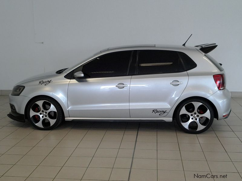Used Volkswagen Polo Gti Dsg 2014 Polo Gti Dsg For Sale