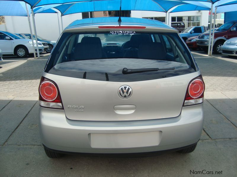 used volkswagen polo vivo 1 4 trendline 2014 polo vivo 1 4 trendline for sale windhoek. Black Bedroom Furniture Sets. Home Design Ideas