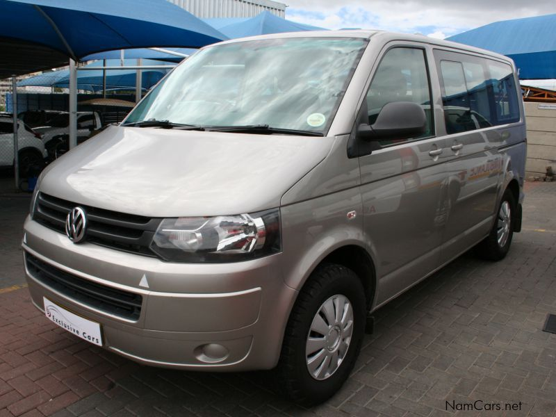 used volkswagen t5 kombi 2 0 tdi 74 kw trendline 2014 t5. Black Bedroom Furniture Sets. Home Design Ideas