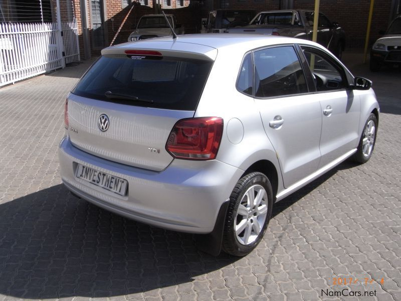 used volkswagen vw polo 1 6 tdi comfortline 2014 vw polo 1 6 tdi comfortline for sale. Black Bedroom Furniture Sets. Home Design Ideas