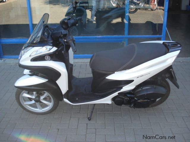 used yamaha tricity 125 2014 tricity 125 for sale windhoek yamaha tricity 125 sales yamaha. Black Bedroom Furniture Sets. Home Design Ideas