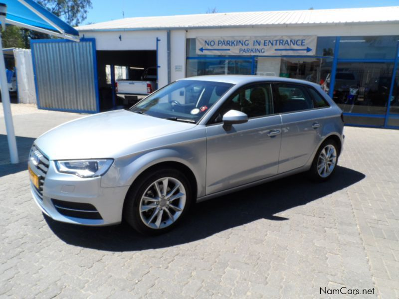 Used Audi A3 1 4 Tfsi S Tronic 5 Dr 2015 A3 1 4 Tfsi S Tronic 5 Dr For Sale Windhoek Audi A3