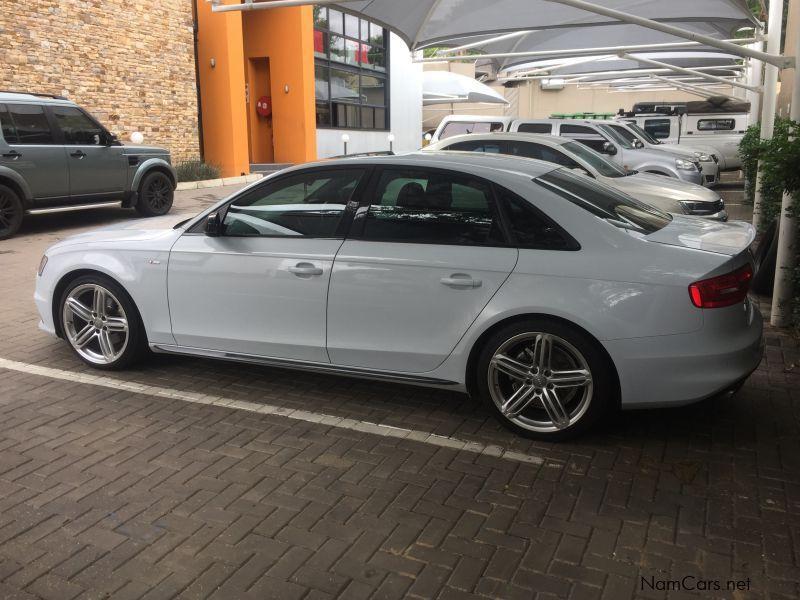 Used Audi A4 1 8tfsi S Line Black Edition 2015 A4 1 8tfsi S Line Black Edition For Sale
